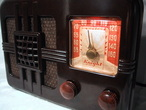 Knight bakelite tube radio by tubesvalves,