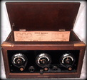 thorola radio,islodyne 50,1925 tube,valve wireless,receiver,tubesvalves,