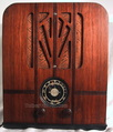 northern,western electric,cathedral tube,radio,1936 wireless,tubesvalves,tubes valves,tombstone,