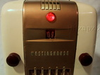 westinghouse,little jewel,refrigerator radio,tubesvalves.com,wireless,