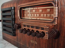 Imperial,tube radio,receiver,1940's,valve wireless