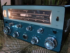 transceiver,transmitter, tube radio,ham,receiver,tubesvalves.com, valve wireless, heathkit hw-10 shawnee 1964