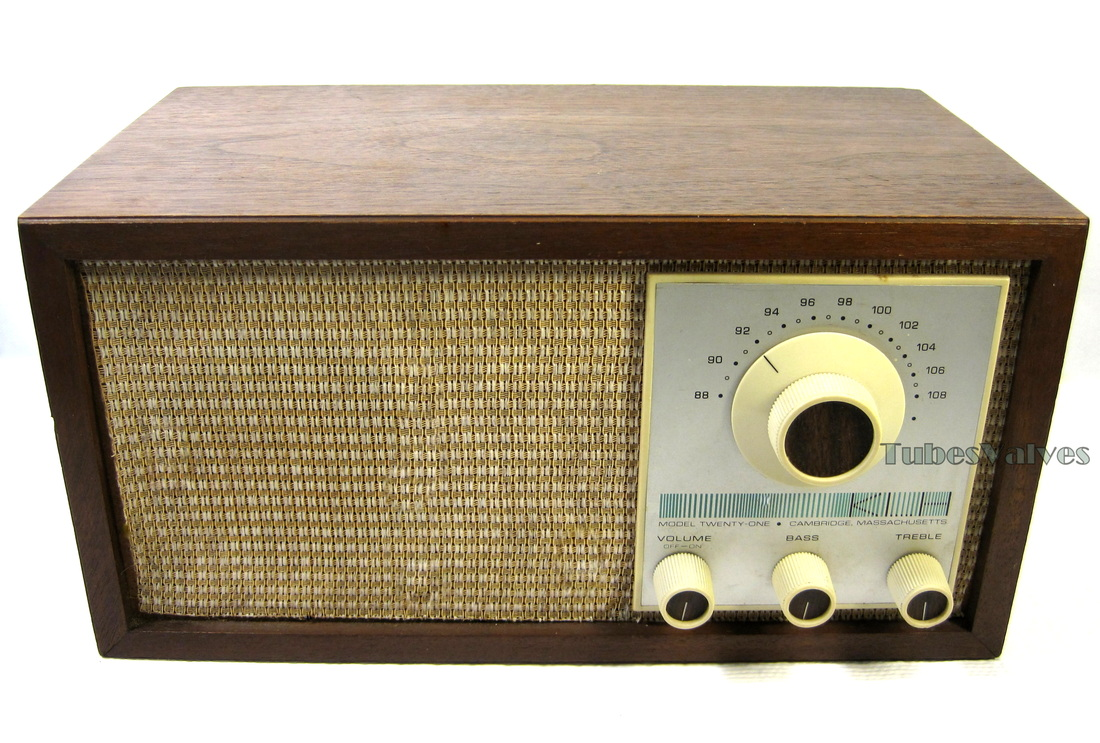 klh, solid state, FM, radio