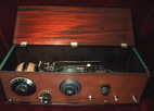 homebrew,homemade,kit radio 1920's,tubesvalves