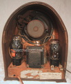 tiffany tone radio,model 21,tubesvalves,valve wireless,cathedral,beehive,