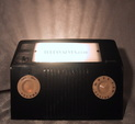 Jewel, tube radio,lamp,valve radio,wireless,model 5030 1955
