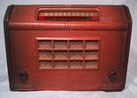 Jewel, tube radio,valve radio,wireless,model 504 1947