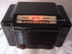 travler,trav-ler tube radio,model 5015,tubesvalves.com,valve wireless,bakelite