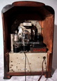 stewart warner 1236 cavalier,tube radio,tubesvalves.com,valve wireless,tombstone,