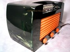 stewart warner tube radio,62t36,9014e,tubesvalves.com,valve wireless,catalin,bakelite