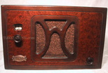 world radio,tube valve wireless,tubesvalves.com,1930's wood,