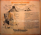 Westinghouse aeriola Sr.,instructions.hook up,tube radio,tubesvalves.com,wireless,