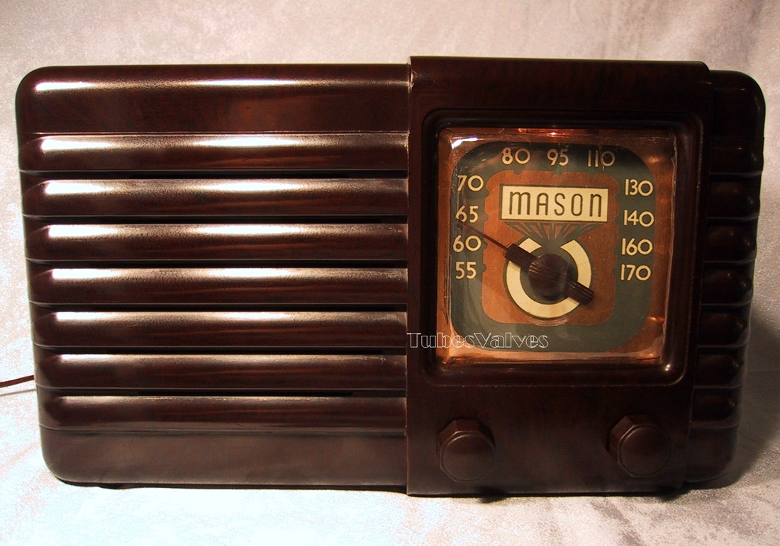 mason tube radio,tubesvalves.com,tubesvalves,wireless