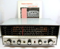 1960's, tube radio,ham,receiver,tubesvalves.com, valve wireless,