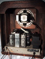 northern,western electric,cathedral tube,radio,1936 wireless,tubesvalves,tubes valves,