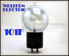 Western Electric 101F tube valve